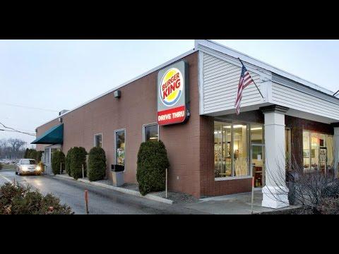 Abandoned Burger King Drive Thru Keene NH