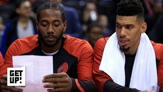 Kawhi, Raptors benefit from a season of load management | Get Up!