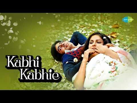 Xxx Mp4 Kabhi Kabhie Mere Dil Mein Amitabh Bachchan Mukesh Kabhi Kabhie 1976 3gp Sex