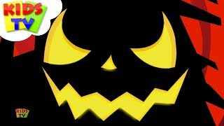Haunted House Scary Nursery Rhymes   Kids Songs For Children By kids Tv