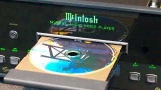 Stereo Design McIntosh MVP891 SACD/CD/Blu Ray/DVD Player in HD
