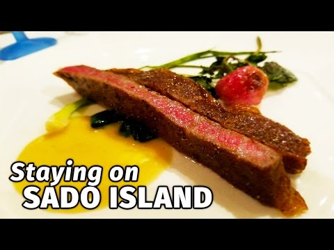 Staying on Japan s Most Mysterious Island Sado