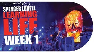 Learning Life with Spencer Lovell | Week 1: Red Rocks Concert and Potato Carving