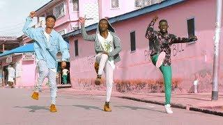 SHATTA WALE ALLO FT KWAW KESE DANCE VIDEO BY YKD yewo krom dancers
