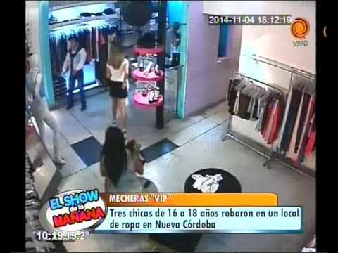 Mecheras Vip en Nueva Córdoba 06 11 2014