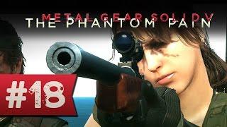 Metal Gear Solid 5 : QUIET | Let's Play #18 FR