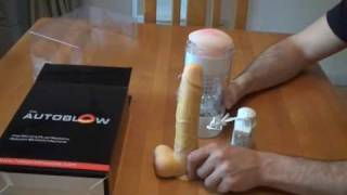 Review of the Best Male Sex Toy, the Autoblow - The Fleshlight Alternative