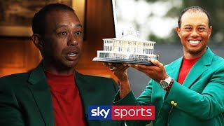 """I couldn't even putt!"" 