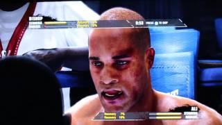 EPISODE THREE /fight night champion/ Andre Bishop vs Muhhamad Ali