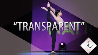 Transparent | Madeline Judd | Fusion Dance Force