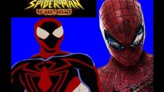 The amazing spider-man (spiderman unlimited sigla italiana completa)