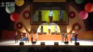 Hetalia cast singing marukaite chikyuu live