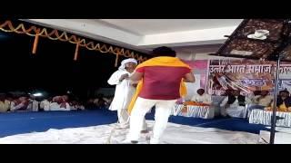 Nirbhay Tiwari New Hot Bhojpuri Stage Show 2016