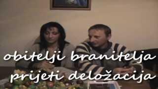 Obitelj Sočan i lijepa naša HPB ( Živi zid i Occupy Croatia )