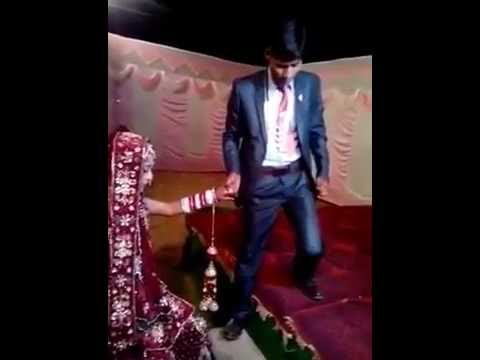 Dulha full ready for suhag raat very funny Indian marriage video