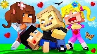 Minecraft Kindergarten - MY GIRLFRIEND BULLIED THE BULLY!