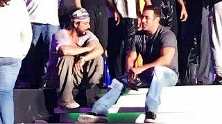Shahrukh & Salman REHEARSE Together For TOIFA 2016