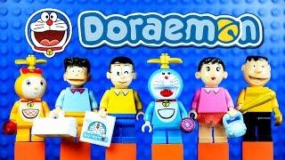LEGO Doraemon ドラえもん KnockOff Minifigures (Bootleg)