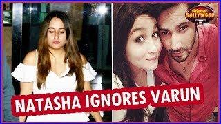 Natasha Skips A Party To Avoid Varun Dhawan | Alia Reason Behind Their Breakup? | Bollywood News
