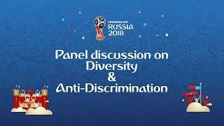 Panel discussion on Diversity & Anti-Discrimination