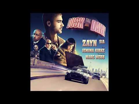 Zayn - Dusk Till Dawn (feat. Sia) (Official Instrumental)