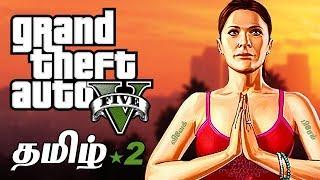GTA 5 Story Part 2 Live Tamil Gaming