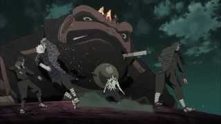 Hokages Naruto Sasuke vs Tobi Jinchuriki AMV [Numb]