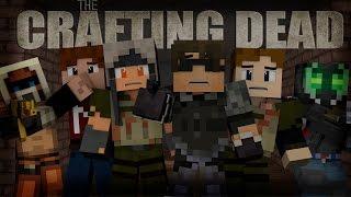 "Minecraft Crafting Dead - ""Losing A Friend...""#10 (Minecraft Roleplay)"