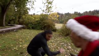 The Flash 3×09 Wally West Faster Than Barry - Part #5