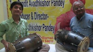 Epi - 1 Dholak Lessons by Pandit Avadhkishor Pandey | Sangeet Pravah World