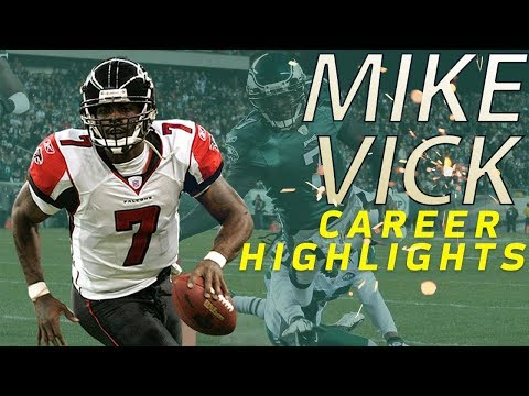 Xxx Mp4 Michael Vick S UNREAL Career Highlights NFL Legends Highlights 3gp Sex