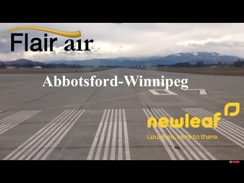 Xxx Mp4 Trip Report Flair Airlines Newleaf 737 400 Magnificent Takeoff From Abbotsford YXX YWG 3gp Sex