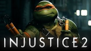 Injustice 2: Ed Boon Explains DLC Selection, Fighter Pack 4, Atom