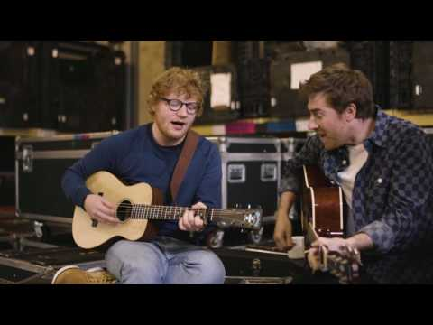 Jamie Lawson with Ed Sheeran Can t See Straight Acoustic