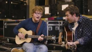 Jamie Lawson with Ed Sheeran - Can't See Straight [Acoustic]