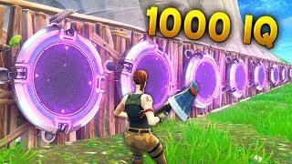 1000 IQ LAUNCH PAD..!!! |Fortnite Funny and Best Moments Ep.47 (Fortnite Battle Royale)