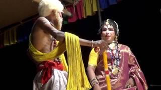 Yakshagana -- ಸತ್ಯಹರಿಶ್ಚಂದ್ರ / Sathya Harishchandra - 24 - Arun kumar - Shanmukha Hasya