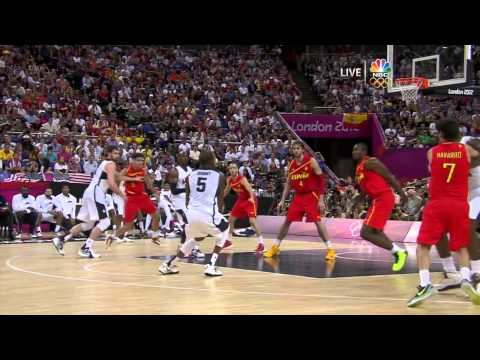 watch 2012 OLYMPIC GAMES. FINAL. USA vs SPAIN