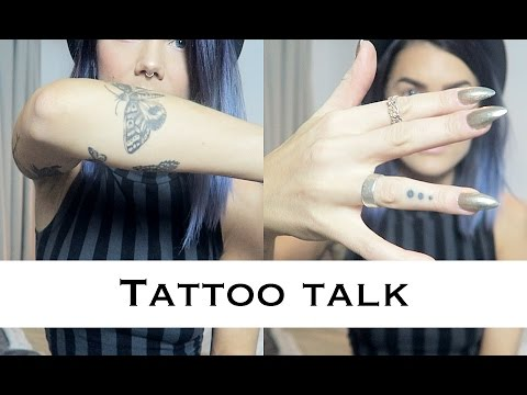 Vlog | Let's Talk About My Tattoos