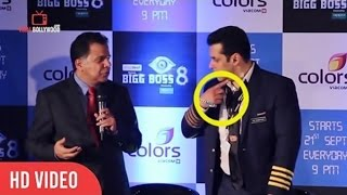 Watch What Salman Khan Did When