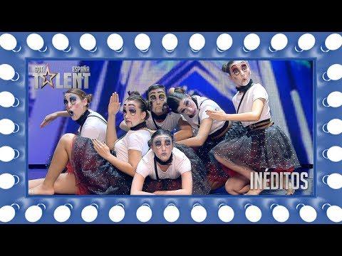 Xxx Mp4 Estas Muñecas Bailarinas Vivientes Asustan A Nuestro Jurado Inéditos Got Talent España 2018 3gp Sex