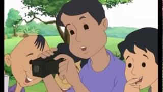 Meena cartoon bangla 2014 -My voice is in Rony Character.