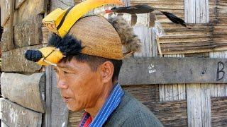 6° (Video HD) Viaggio India Arunachal P. Konyak e Nishi tribe Avventure nel Mondo Pistolozzi Marco