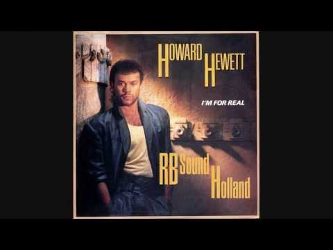 Howard Hewett I m For Real HQsound