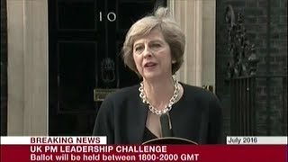 BREAKING! MPs Force Vote Of No Confidence For Prime Minister Theresa May TODAY!