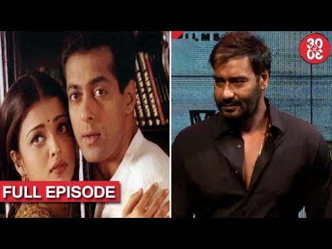 Salman & Aishwarya Were Initial Choice For 'Padmavati'?   Ajay Devgn Becomes A Bollywood Rebel