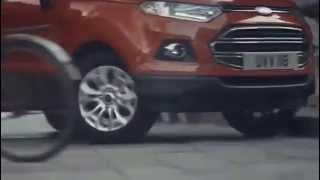 Ford EcoSport TV Commercial 2013