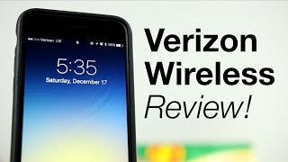 Verizon's $50 Prepaid Plan Review!   December 2016