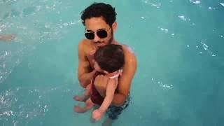 ام شعفه غرقت في المسبح | سلتلت راحت تبكي | العنود جابت العيد!😳😩