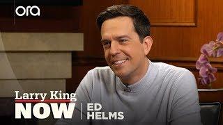 """Ed Helms on the """"fake news"""" phenomenon"""